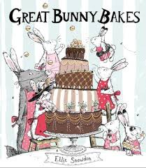 Bookwagon Great Bunny Bakes