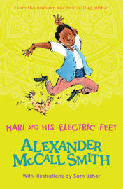 Bookwagon Hari and His Electric Feet