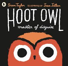 Bookwagon Hoot Owl Master of Disguise