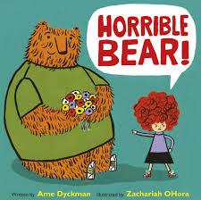 Bookwagon Horrible Bear