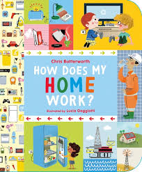 Bookwagon How Does My Home Work cover image