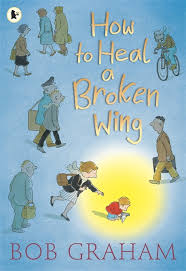 Bookwagon How to Heal a Broken Wing