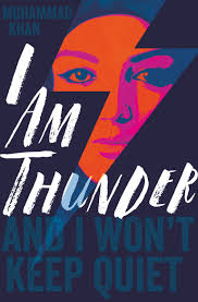 Bookwagon I Am Thunder and I Won't Keep Quiet