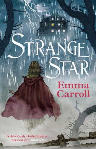 Bookwagon Strange Star