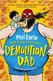 Bookwagon Demolition Dad