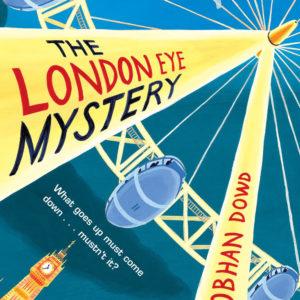 Bookwagon The London Eye Mystery