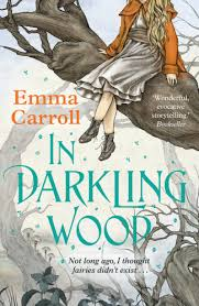 Bookwagon In Darkling Wood
