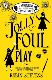 Bookwagon Jolly Foul Play