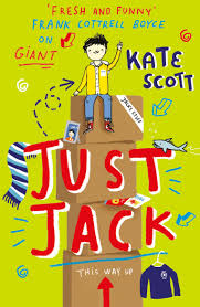Bookwagon Just Jack