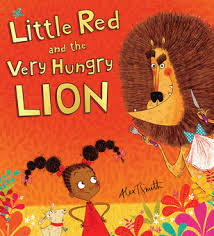 Bookwagon Little Red and the Very Hungry Lion