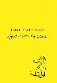 Bookwagon Love that Dog