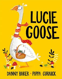 Bookwagon Lucie Goose