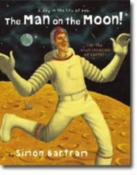 Bookwagon Man on the Moon