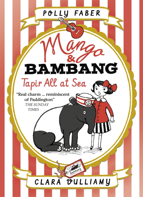 Bookwagon Mango and Bambang: Tapir All at Sea