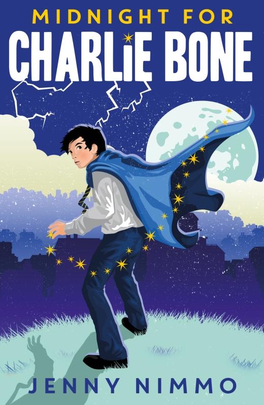 Bookwagon Midnight for Charlie Bone