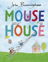 Bookwagon Mouse House