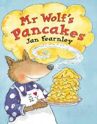 Bookwagon Mr Wolf's Pancakes