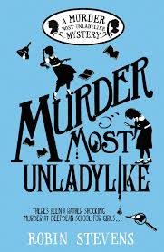 Bookwagon Murder Most Unladylike