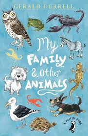 Bookwagon My Family and Other Animals
