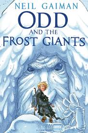 Bookwagon Odd and the Frost Giants