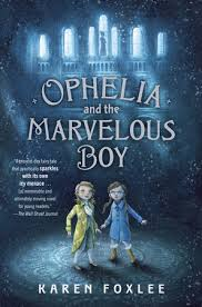 Bookwagon Ophelia and the Marvellous Boy