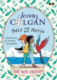 Bookwagon Polly and the Puffin The New Friend