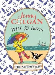 Bookwagon Polly and the Puffin the Stormy Day