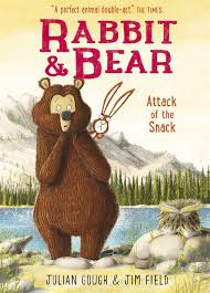 Bookwagon Rabbit & Bear Attack of the Snack