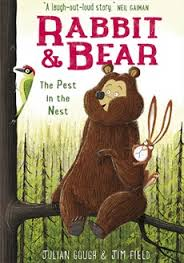 Bookwagon Rabbit & Bear: The Pest in the Nest