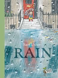 Bookwagon Rain