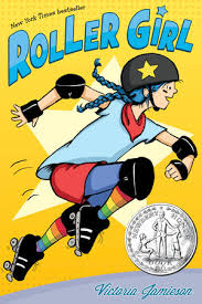 Bookwagon Roller Girl