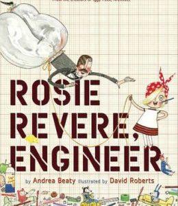 Bookwagon Rosie Revere Engineer