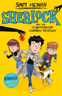 Bookwagon Sherlock and the Disappearing Diamond Mystery