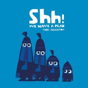 Bookwagon Shh! We Have a Plan