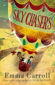 Bookwagon Sky Chasers