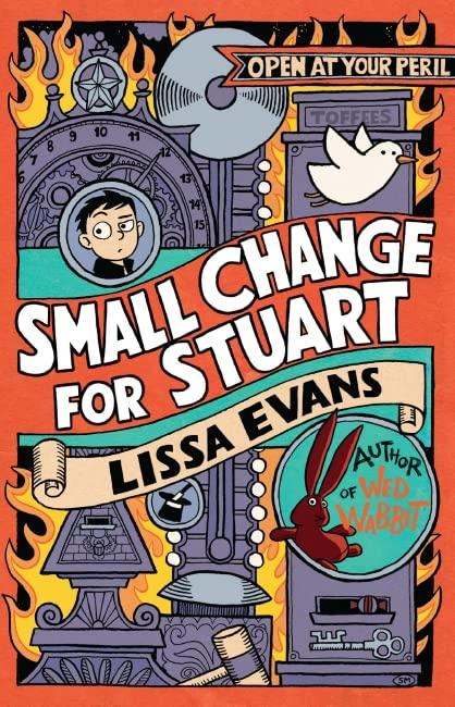 Bookwagon Small Change for Stuart