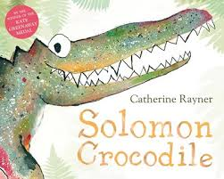 Bookwagon Solomon Crocodile