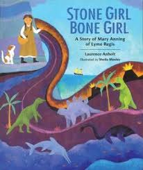 Bookwagon Stone Girl Bone Girl
