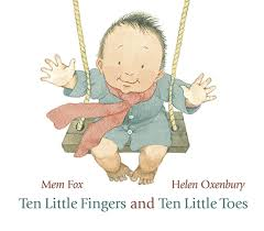 Bookwagon Ten Little Fingers and Ten Little Toes