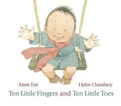 Bookwagon Ten Little Fingers and Ten Little Toes