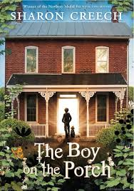 Bookwagon The Boy on the Porch