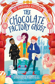 Bookwagon The Chocolate Factory Ghost
