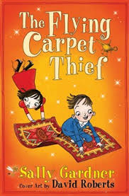 Bookwagon The Flying Carpet Thief