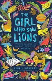 Bookwagon The Girl Who Saw Lions