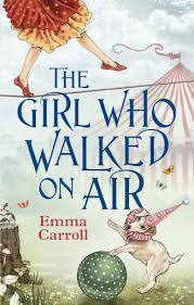 Bookwagon The Girl Who Walked On Air