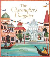 Bookwagon The Glassmaker's Daughter