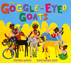 Bookwagon The Goggle- Eyed Goats