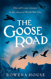 Bookwagon The Goose Road