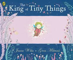 Bookwagon The King of Tiny Things