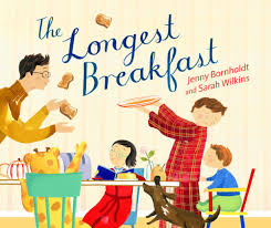 Bookwagon The Longest Breakfast